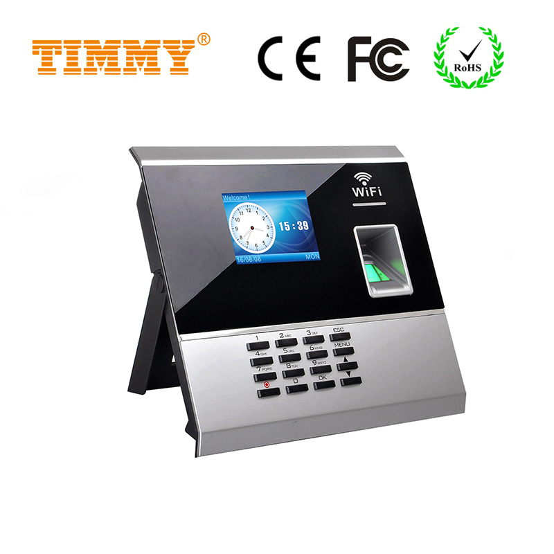 TIMMY Best Biometric Fingerprint time attendance with WIFI