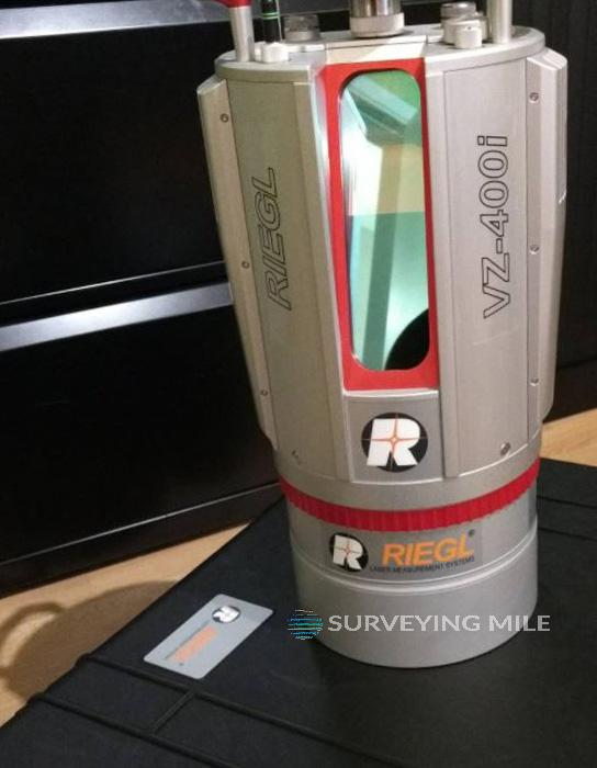 RIEGL VZ-400i Laser System