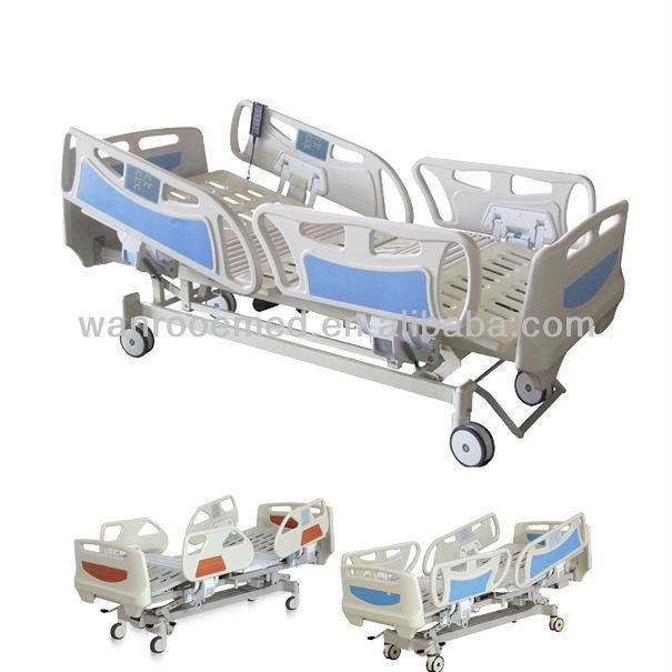 Five Functions Hospital ICU Bed