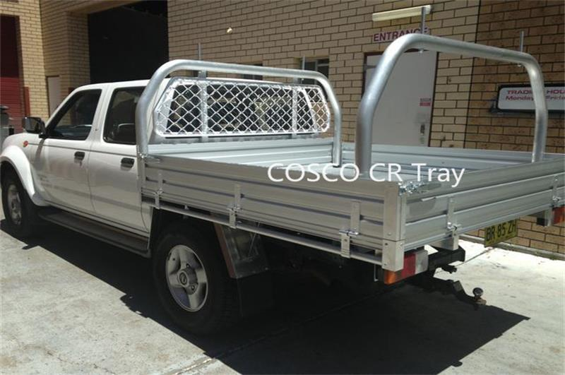 aluminum pick up tray body
