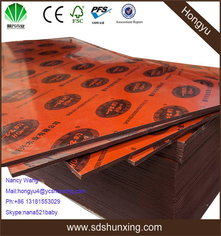 shuttering plywood manufacturer in china