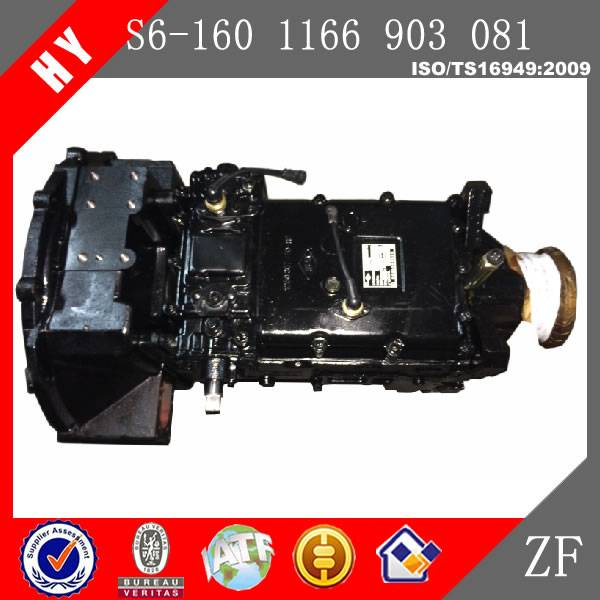 ZF gearbox speed gearbox transmission S6-160