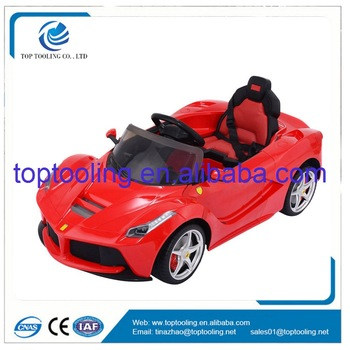 High Quality Plastic Injection Mould Making Toy Baby Car tooling molding factory