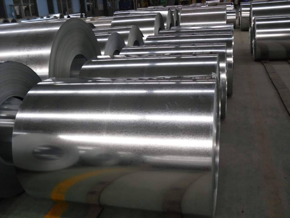 galvanized steel coil from reputation china supplier