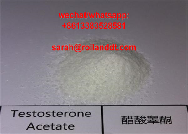 manufacturer supply Testosterone Acetate Test A Steroids CAS NO.1045-69-8