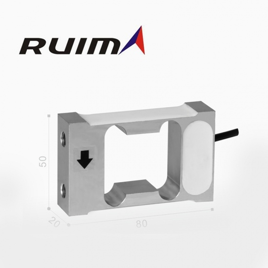 Aluminum Single Point Load Cell 4kg~30kg For Packing Machinery RM-FL6