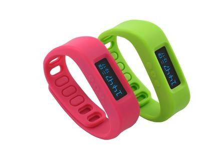 Intelligent Wearable Devices Bluetooth Smart Bracelet Wristbands Prometer Sports