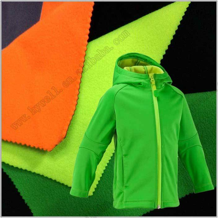 softshell fabric for winter jackets
