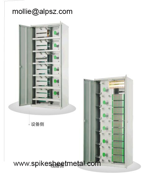 Mca optical fiber main distribution frames