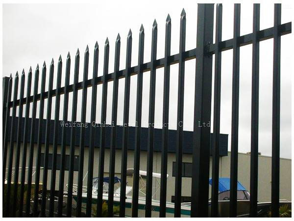 Industrial Fencing and steel fencing Supplier
