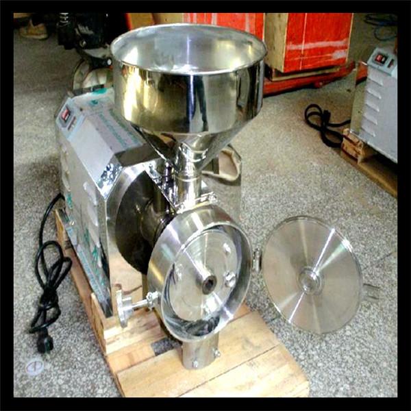 Automatic soybean flour mill wheat powder making machine