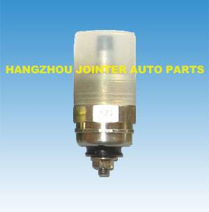 Electric Diesel Shut Off Solenoid Valve, Stop Solenoid, Throttle Valve