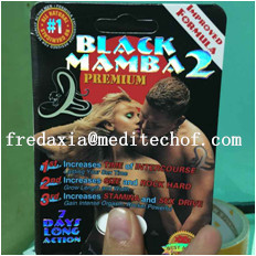 Black Mamba 2 Year-end Sales Promotion Heavy Discount Sex Male Enhancer