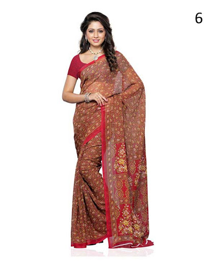 Daily Wear Sarees Online