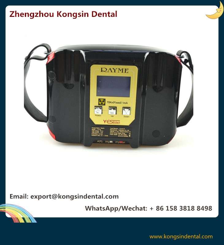 Rayme Portable Dental X-Ray Unit