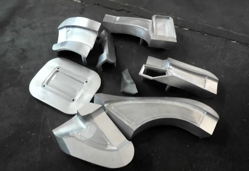 High Quality Plastic Vehicle Parts Mould, Aluminum Rotational Mould, Roto Moulding Mould