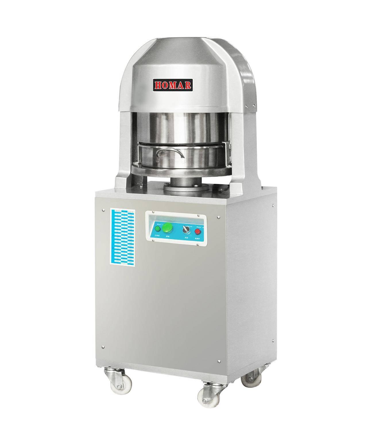 electric dough dividier