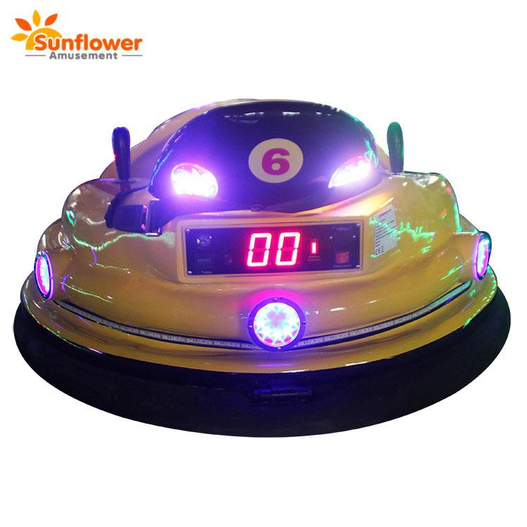 Electric UFO Kids Bumper Car Manufacturers Battery Operated Bumper Cars Indoor Electric Cars Kids fo