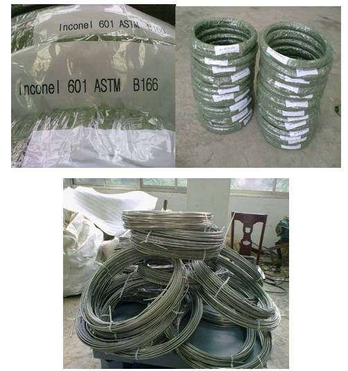 inconel 601 2.4851 UNS N06601 wire