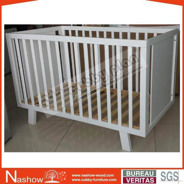 Cubby Plan LMBC-071 New High Quality Wooden Baby Cot