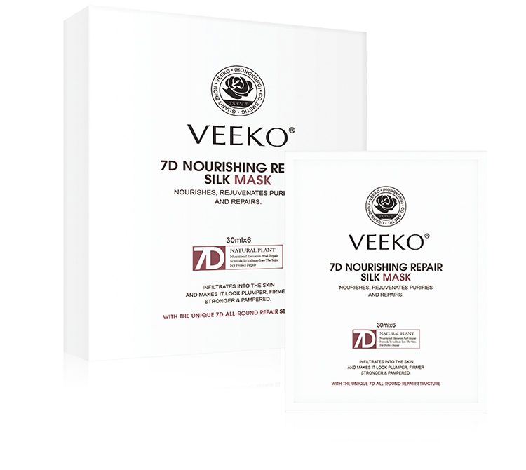 VEEKO nutrition repair silk mask sun repair mask