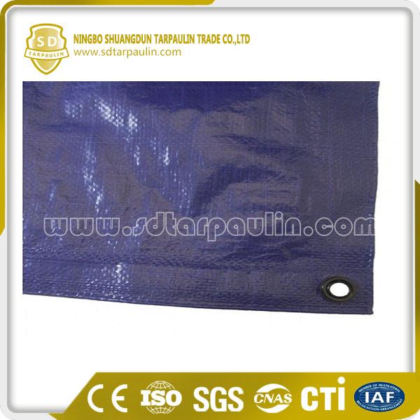 Blue Poly Tarp Economy Tarpaulin UV Protected