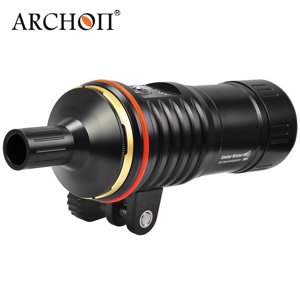 2016 New Archon WM16 Diving Video Flashlight with Snoot Kit