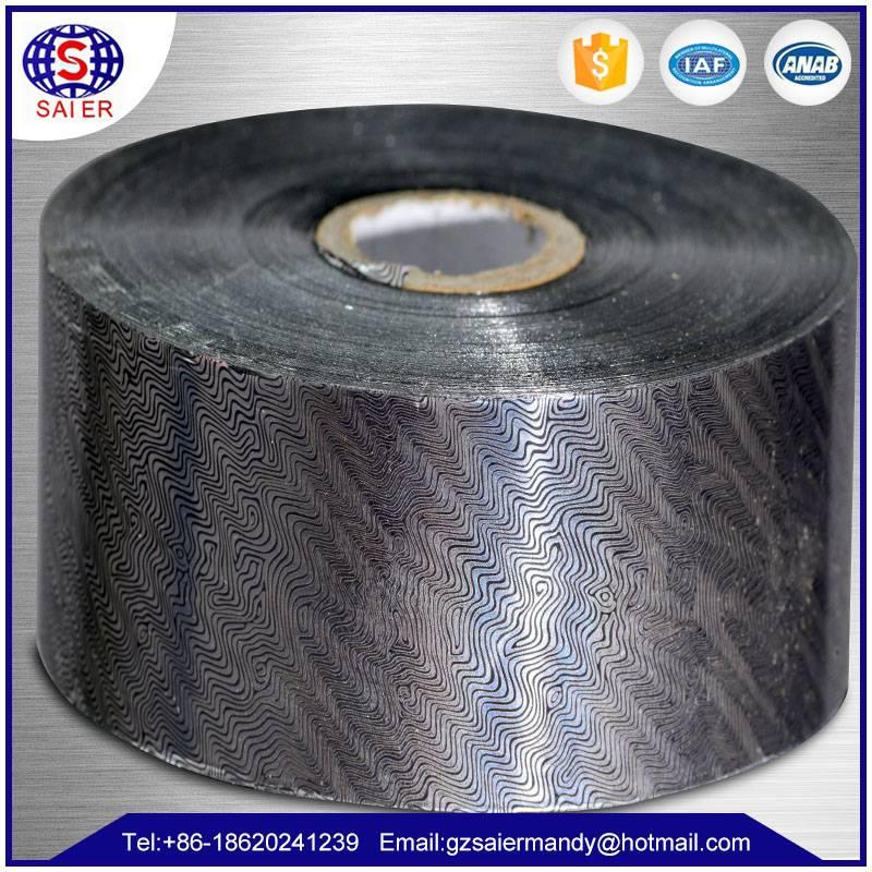 Scratch off foil-- manufacturer