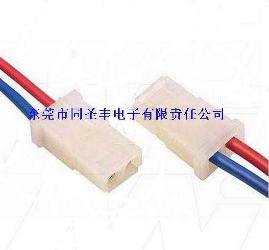 AMP1-480318-0 connector with wires