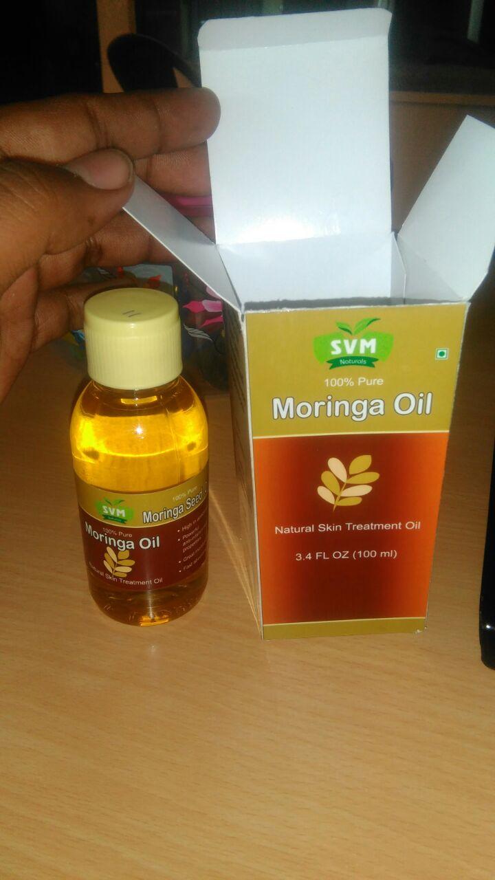 Herbal Moringa Seed Oil Exporters India
