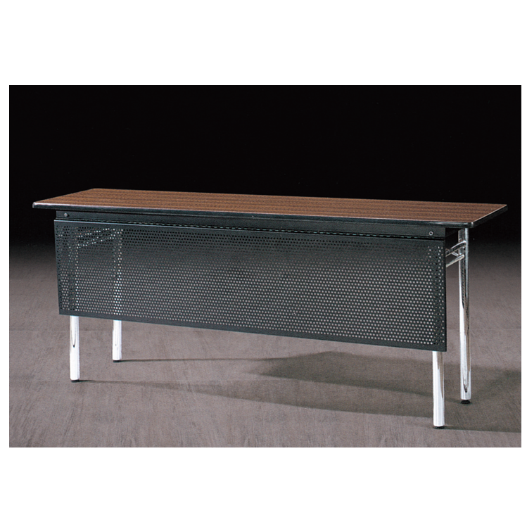Good Quality Hotel Conference Folding Stainless Steel Rectangular Table #YF-088
