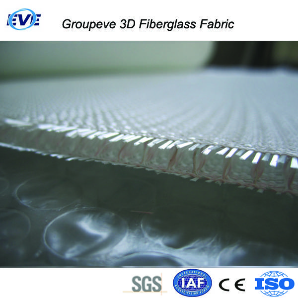 Laminate 3D Fiberglass Woven Cloth Fabrics Suppliers