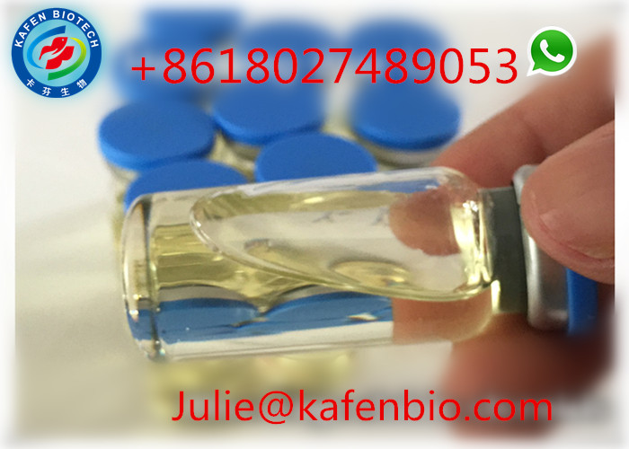 Injectable Testosterone Enanthate 250mg/ml Steroid Oil Liquild For Muscle Increase 315-37-7