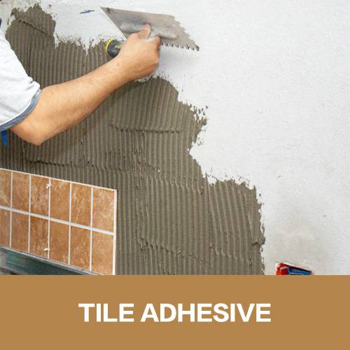RD Powder used in Tile Adhesive Mortar