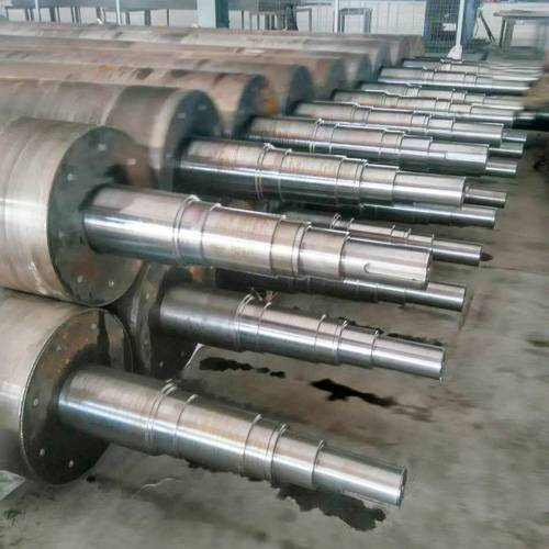 vacuum shift roller roller coating with rubber