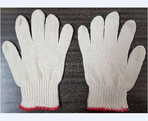 Clearance Sale Stock 2nd Grade 700gr Raw White Glove 8.5inch Super Cheap