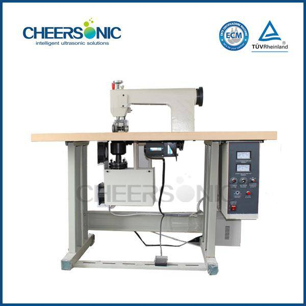 S20-WF1500 Ultrasonic Sewing Machine