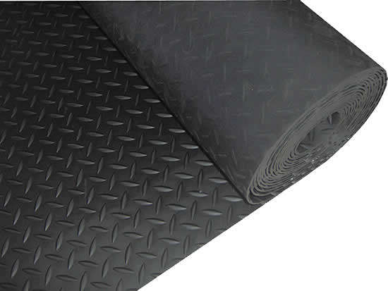 OYT0509 Willow leaf rubber sheet roll