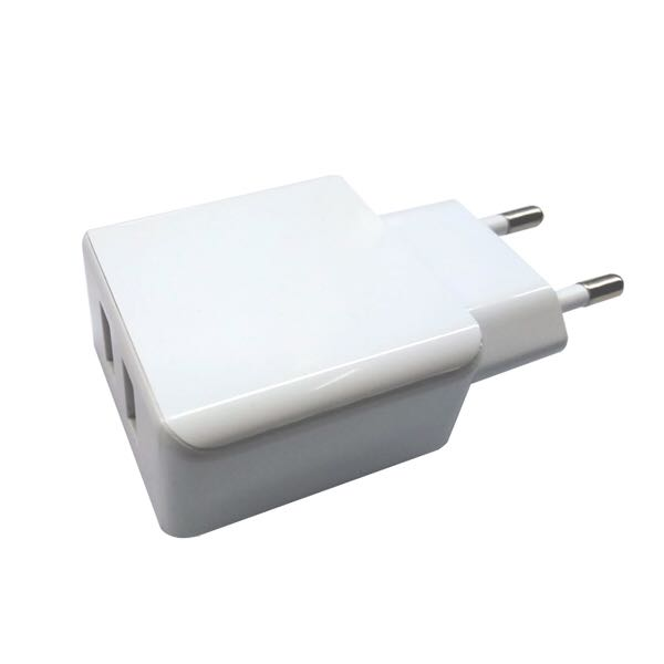 5V 2.4A dual usb charger