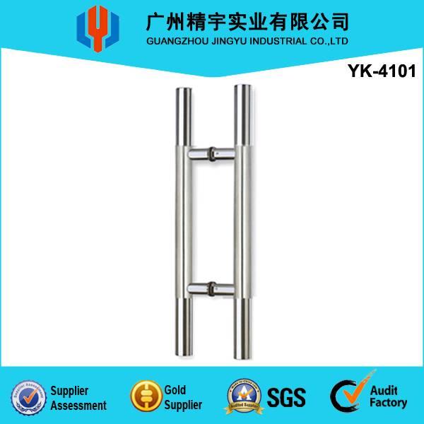 Top-selling Stainless steel door handle for glass door