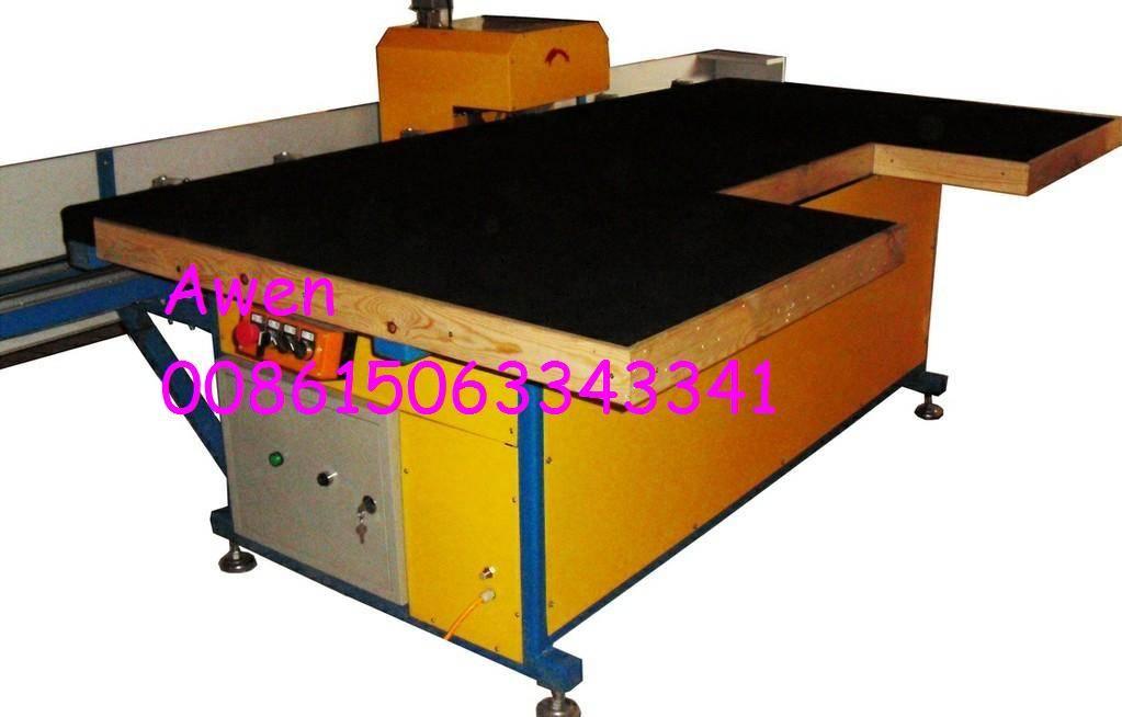 MED-03 Edge Stripper Machine for low-e / Insulating Glass Machine