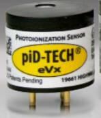 10.6 eV VOC Sensor 20ppm Photoionization Sensor