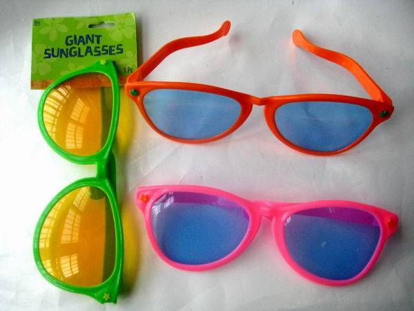 funny jumbo sunglasses