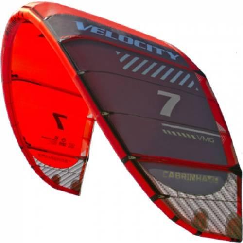 Cabrinha Velocity 2015 Water Relaunchable SLE Kite