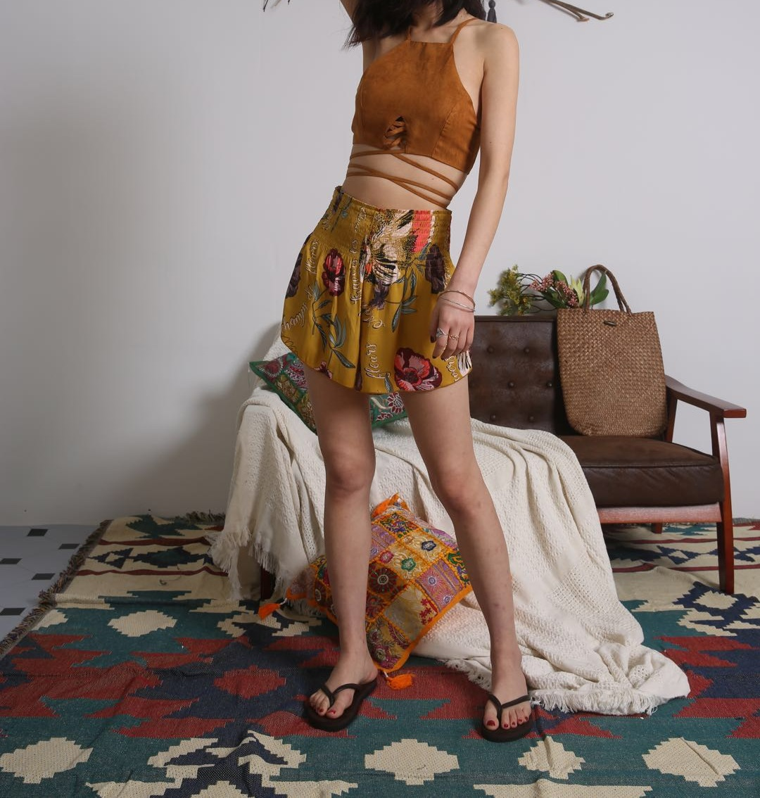 fashion dressed