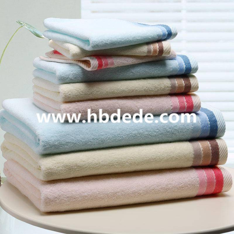 Restaurant and Hotel 100% Cotton Single Refreshing Towel