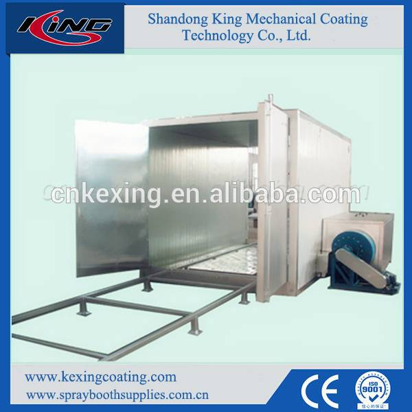 China Energy Saving Gas Powder Coating Oven for Sale