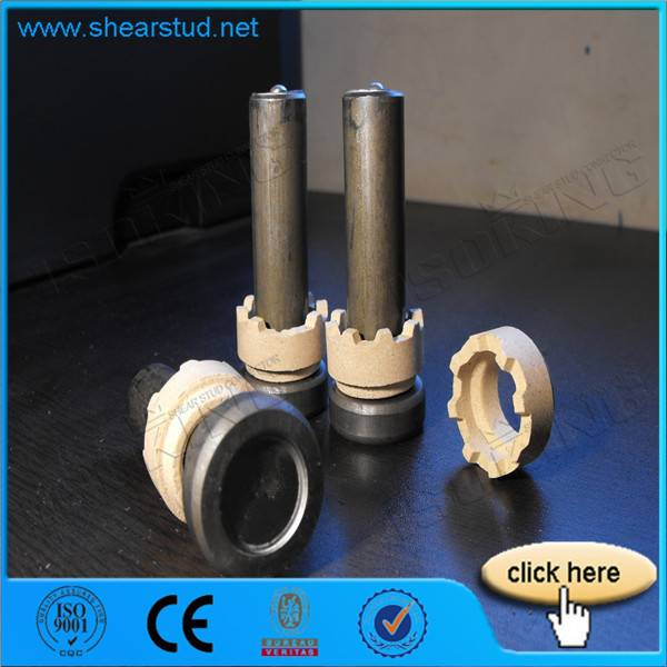 China IKING Nelson Stud Shear Connector Weld Stud