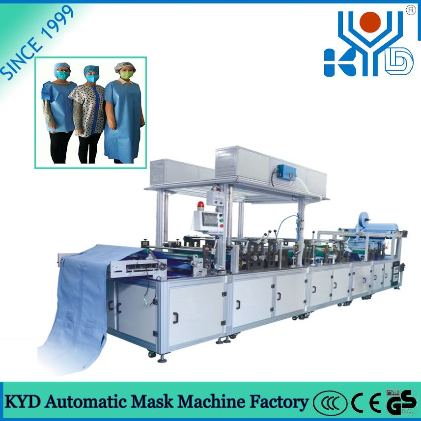 Nonwoven Medical Gowns Making Machine