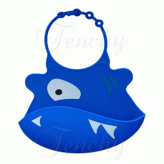 Infant bibs made from silicone, FDA LFGB approved, China manufacturer